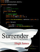 Surrender by Hugh James