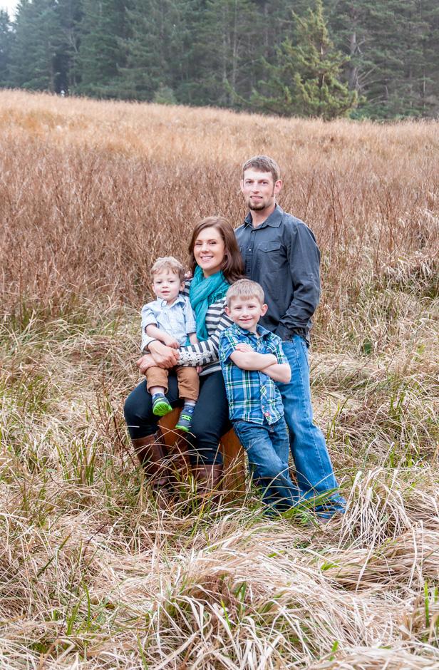 Olson Family Portrait