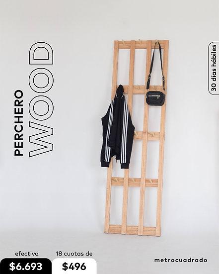 Perchero Wood