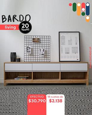 BARDO - Rack Chicago UP