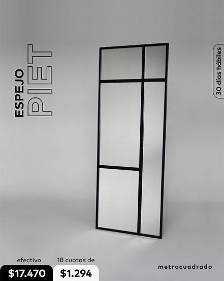 Espejo Piet