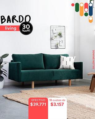 BARDO - Sillón Savage