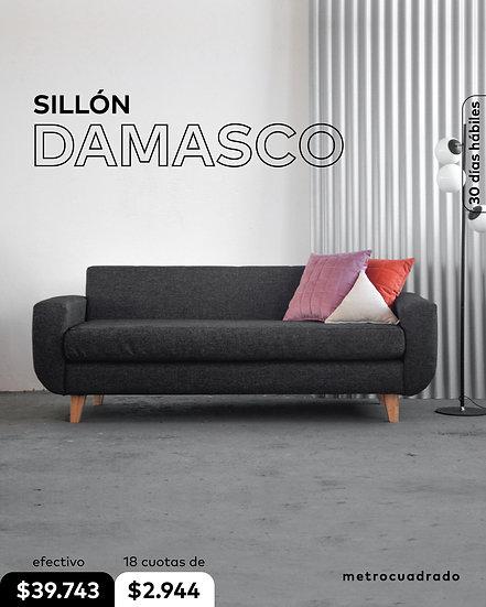 HIBERNAR - Sillón Damasco