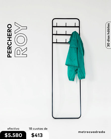 Perchero ROY