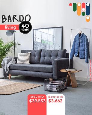 BARDO - Sillón New York
