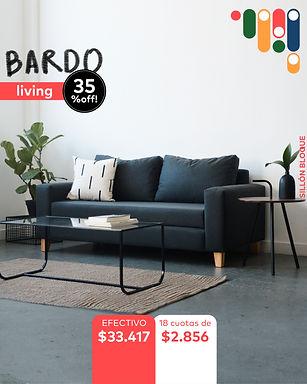 BARDO - Sillón Bloque