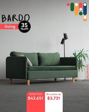 BARDO - Sillón FLAT