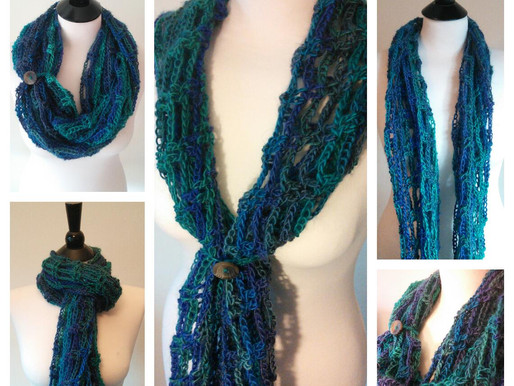 Scarves/Cowls/Infinity Scarves