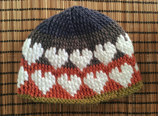 My Beloved Beanie Pattern