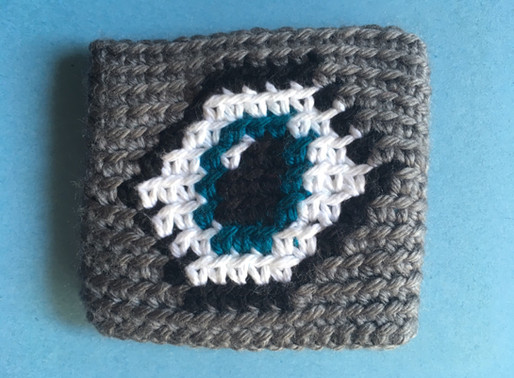 Talisman Eye Wristband Pattern