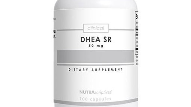 DHEA Slow Release 50mg