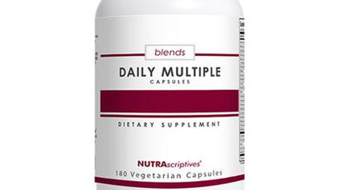 Daily Multiple 180 capsules