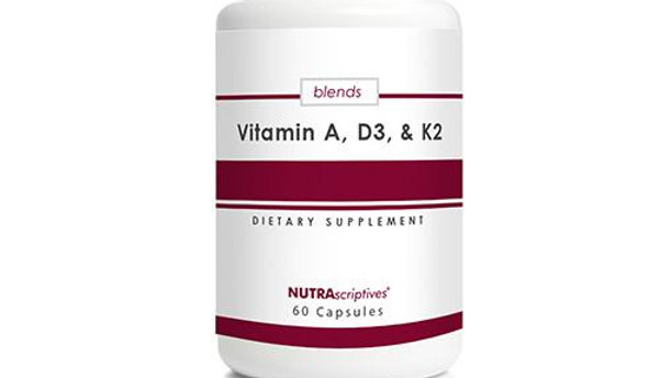 Vitamin A, D, K