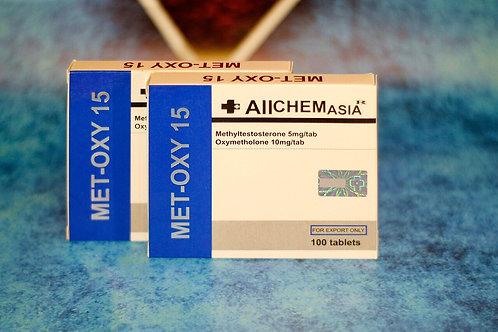 Allchem Asia MET-OXY 15 100tab/15mg