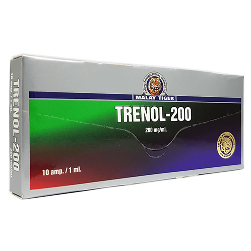 Malay Tiger Trenol-200 10 ампул 1ml/200mg