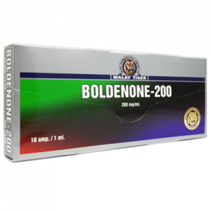 Malay Tiger Boldenone-200 10 ампул 1ml/200mg