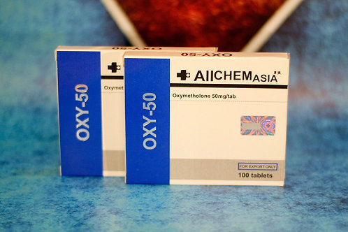 Allchem Asia OXY-50 100tab/50mg