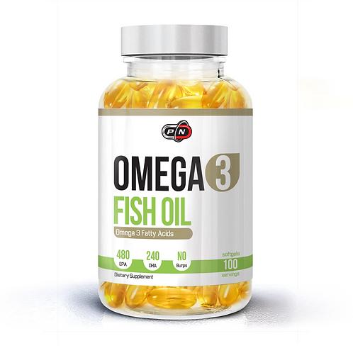Омега 3 FISH OIL 480 EPA/ 240 DHA - 100 капсул