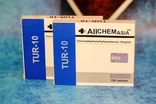 Allchem Asia TUR-10 100tab/10mg