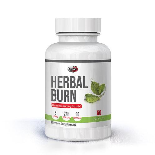 Жиросжигатель HERBAL BURN - 60 капсул