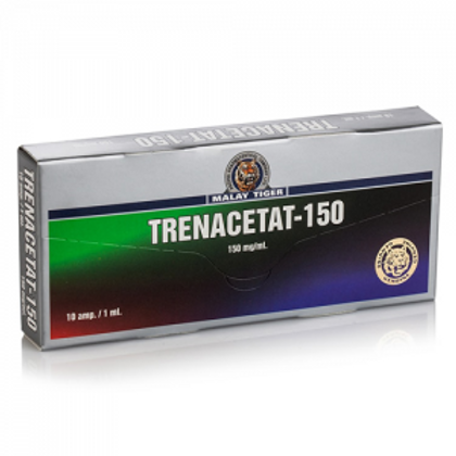 Malay Tiger TRENACETAT-150 10ампул 1ml/150mg