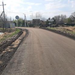 Дороги в Липитино