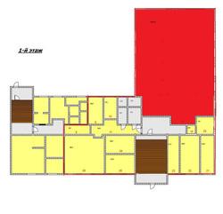 АБК. Пр.6 1-й этаж (освобождаются)