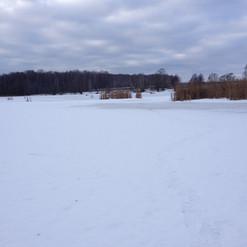 Липитино зимой