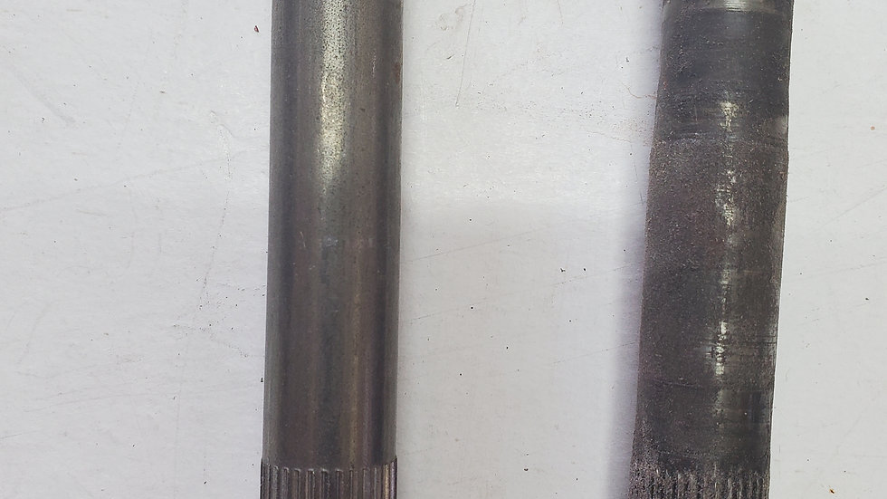 Counter shaft replaced in your pulley