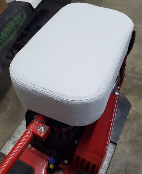 Custom Made Doodle Bug Scooter Seats