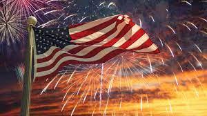 Celebrating Independence Day!