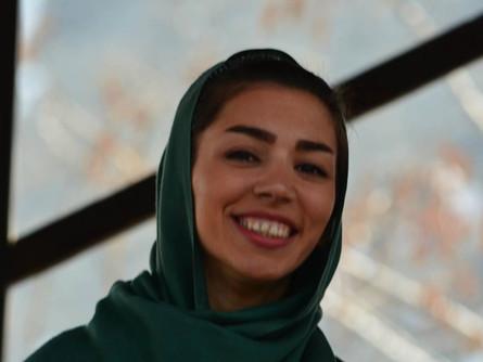 Mahsa Rezaie - Female Parkour Spotlight