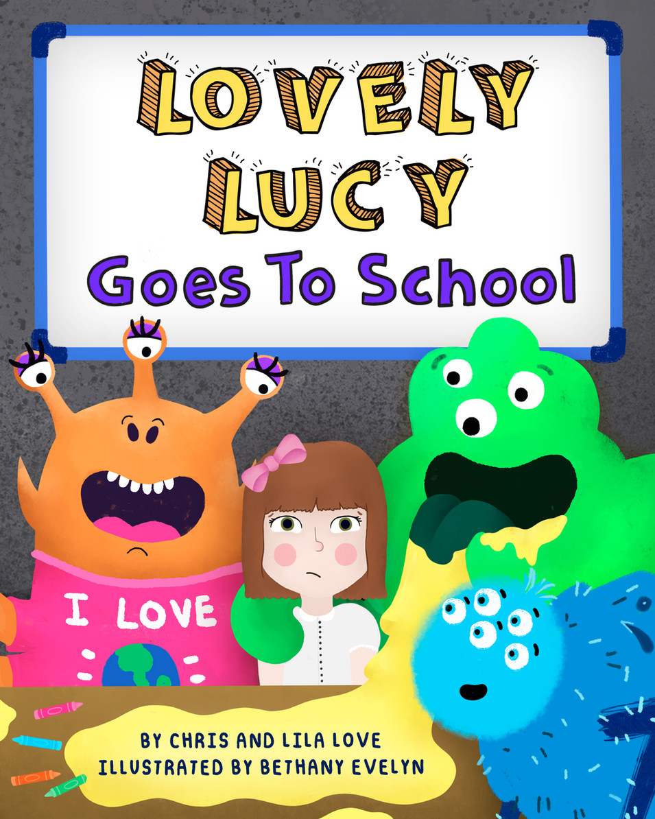 Lovely Lucy Goes To School