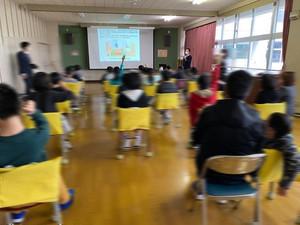 志津川小学校で認知症キッズサポータ養成講座を開催!