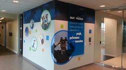 Smart Financial - Corporate - Mural