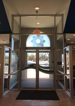 PCB - Entrance