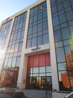 Truity - Main Office - Front Entrance
