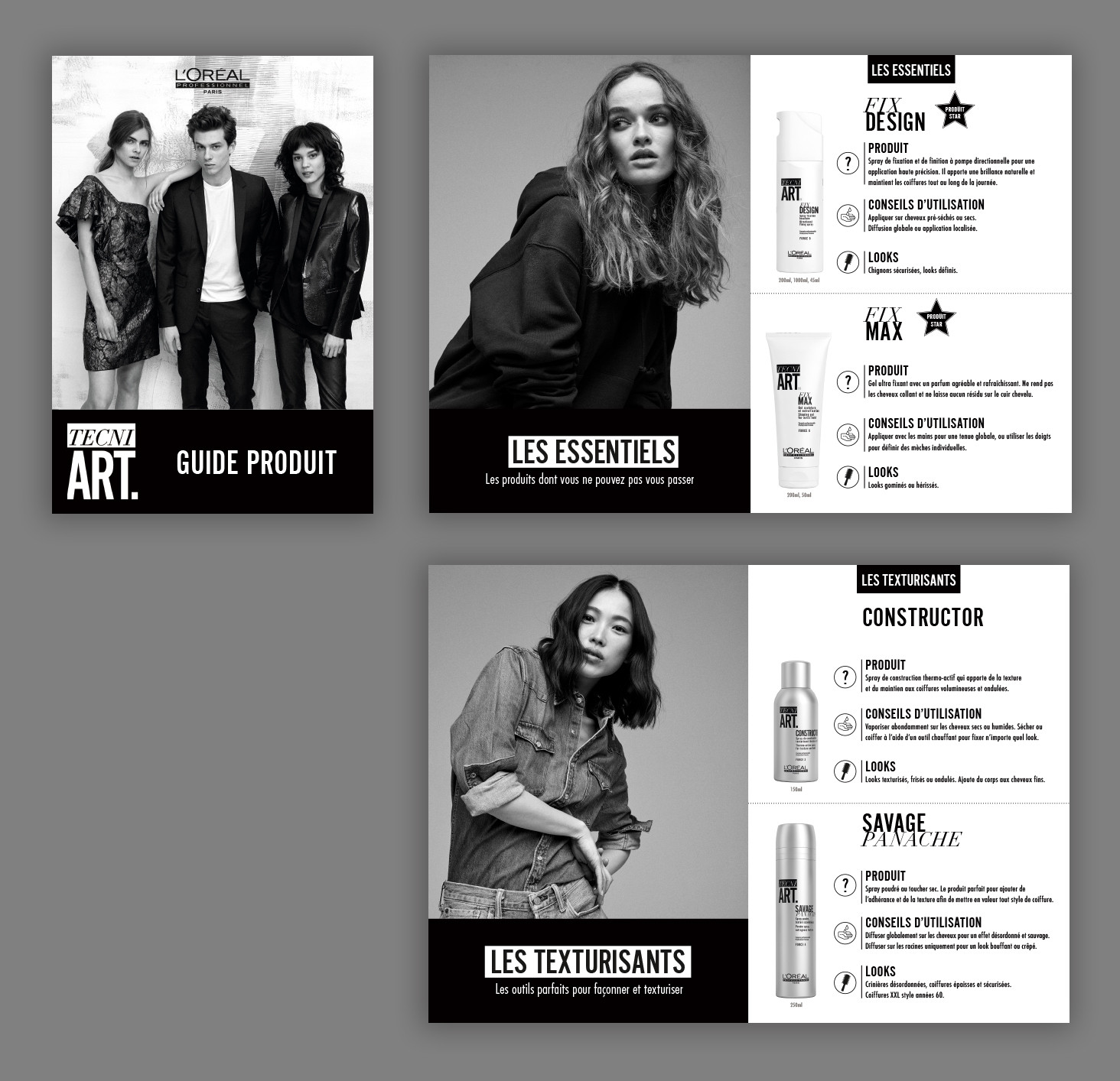 Brochure TechniArt - L'Oréal Professionel