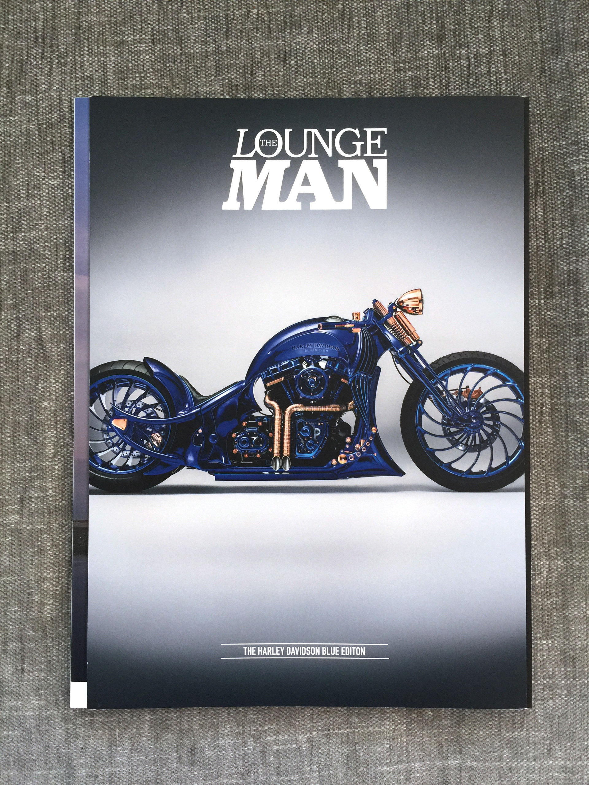 Lounge Man Magazine N°6