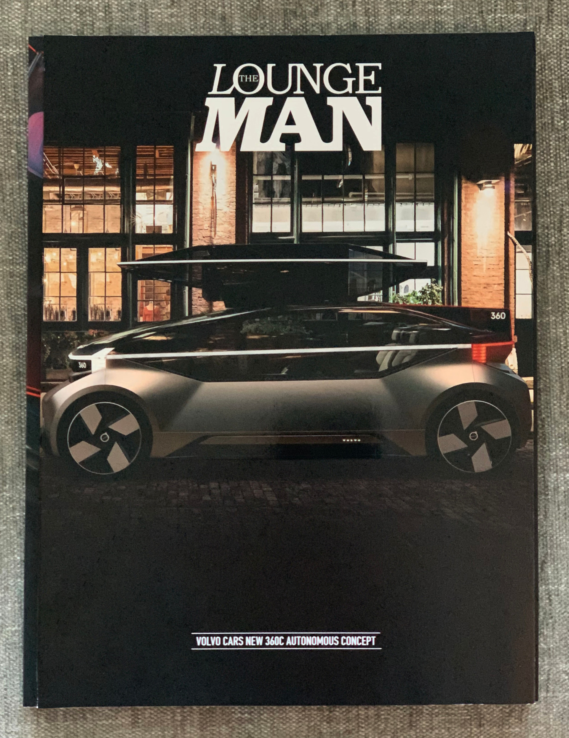 Lounge Man Magazine N°7