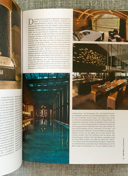Lounge Man Magazine N°7