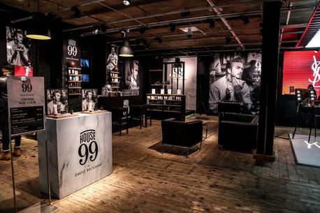 House99 - Communication pour PopUp Store