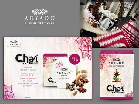 Crème Chaï - Akyado
