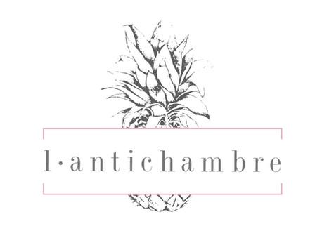 Logo et corporate identity pour l'antichambre