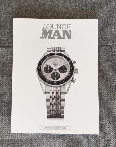 Lounge Man Magazine N°5