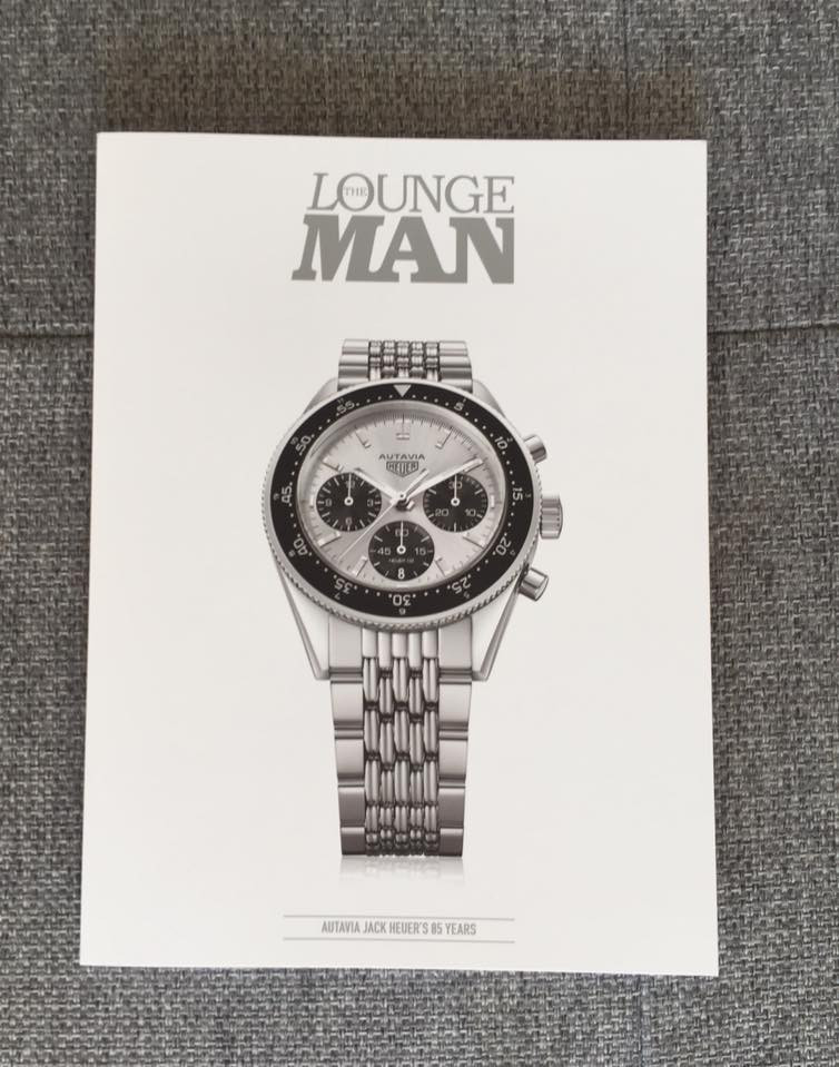 Lounge Man Magazine N°5