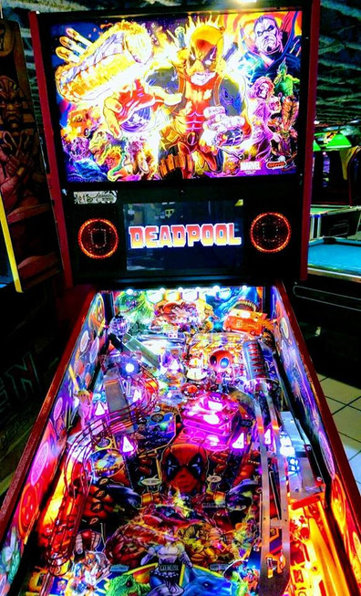 Newest Pinball on the floor!
