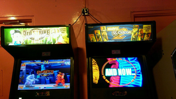 Fighting Games.