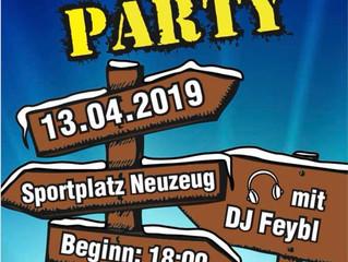 Apres Ski Party - Skiverein Neuzeug