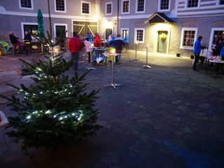 Weihnachtsfeier Auf4Hufen & MW Therapiehof